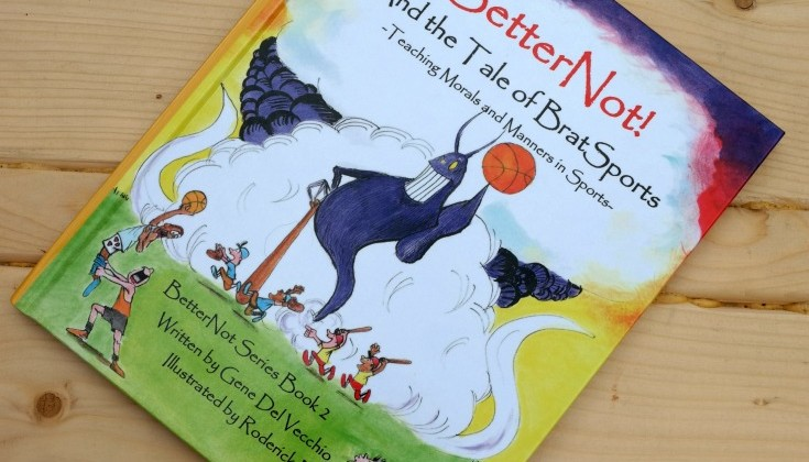 BetterNot! And the Tale of Brat Sports #Review