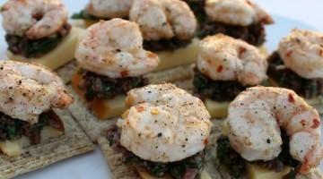#12Daysof Summer Recipes {Day 9} Shrimp Appetizer