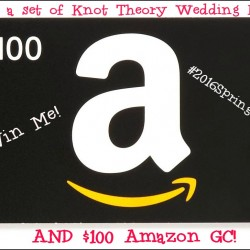 $100 amazon-knot-theory