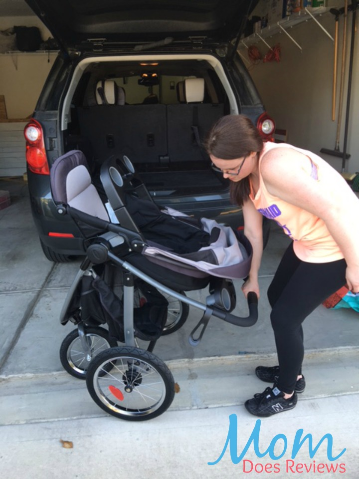 Graco Modes Jogger Click Connect Travel System Review