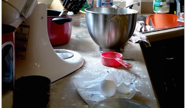 How to Clean Up After a Whirlwind Baking Session #PGDetailsMatter #IC #ad