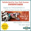 PetSafe-Bark-for-Your-Park-Summer-Sweepstakes