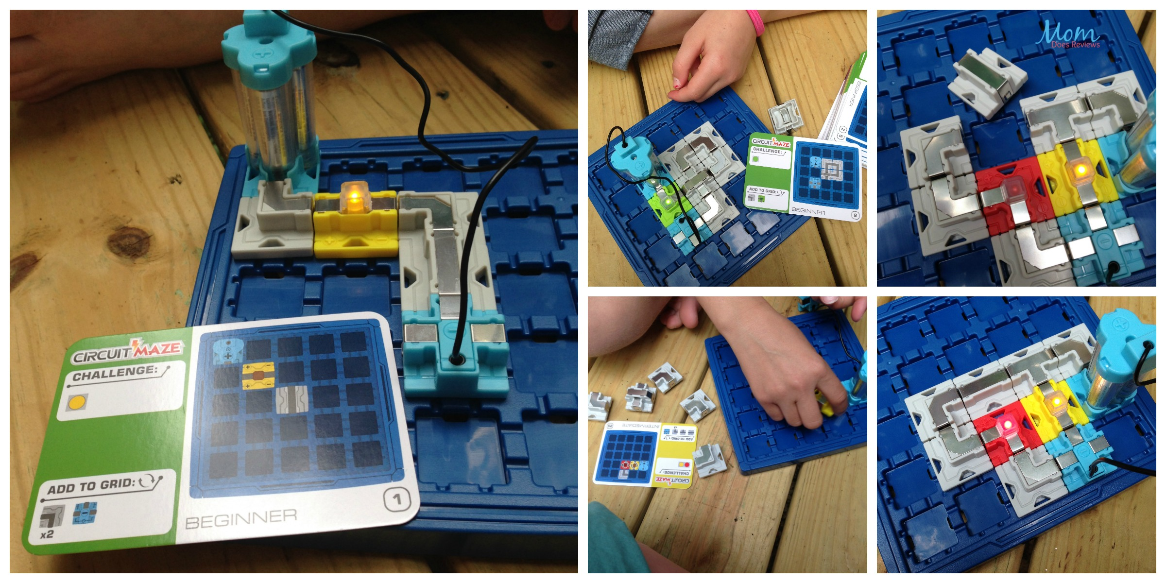 Escape The Room Game By Thinkfun Review Circuit Maze Circuitmazecollage