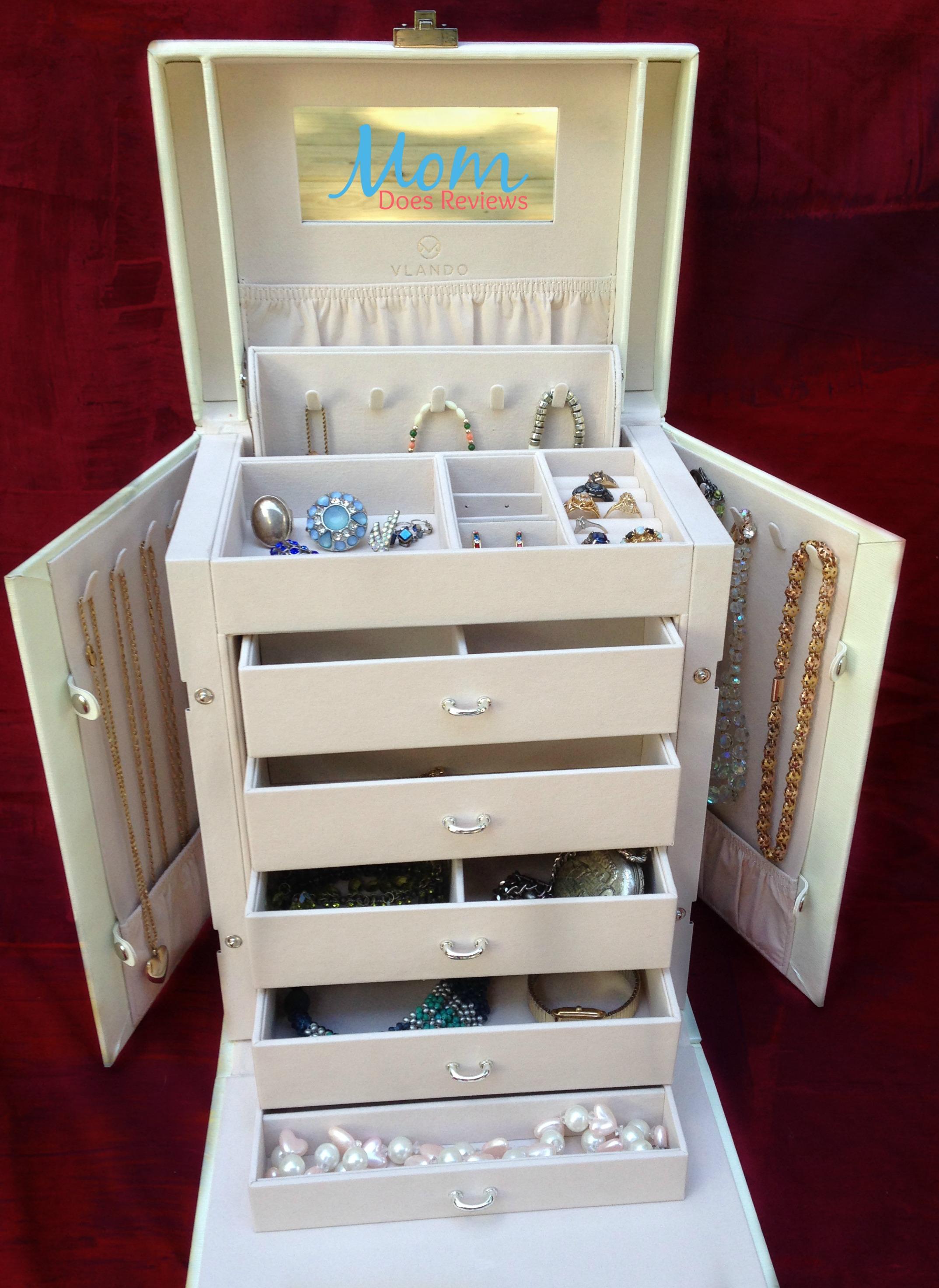 Vlando The Jewelry Box Every Woman Needs Review Mom