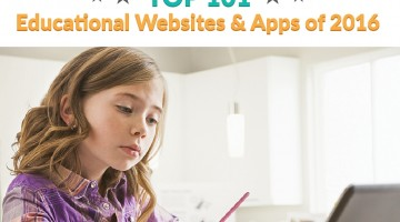 Top 101 Educational Websites & Apps 2016 #educents