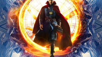 Marvel's DOCTOR STRANGE New Sneak Preview! In Theaters November 4 #DoctorStrange