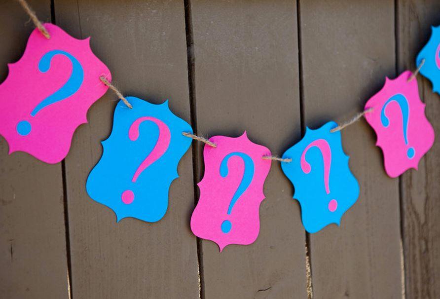 Baby Gifts For Either Gender : Gender reveal cute ideas for your first baby shower