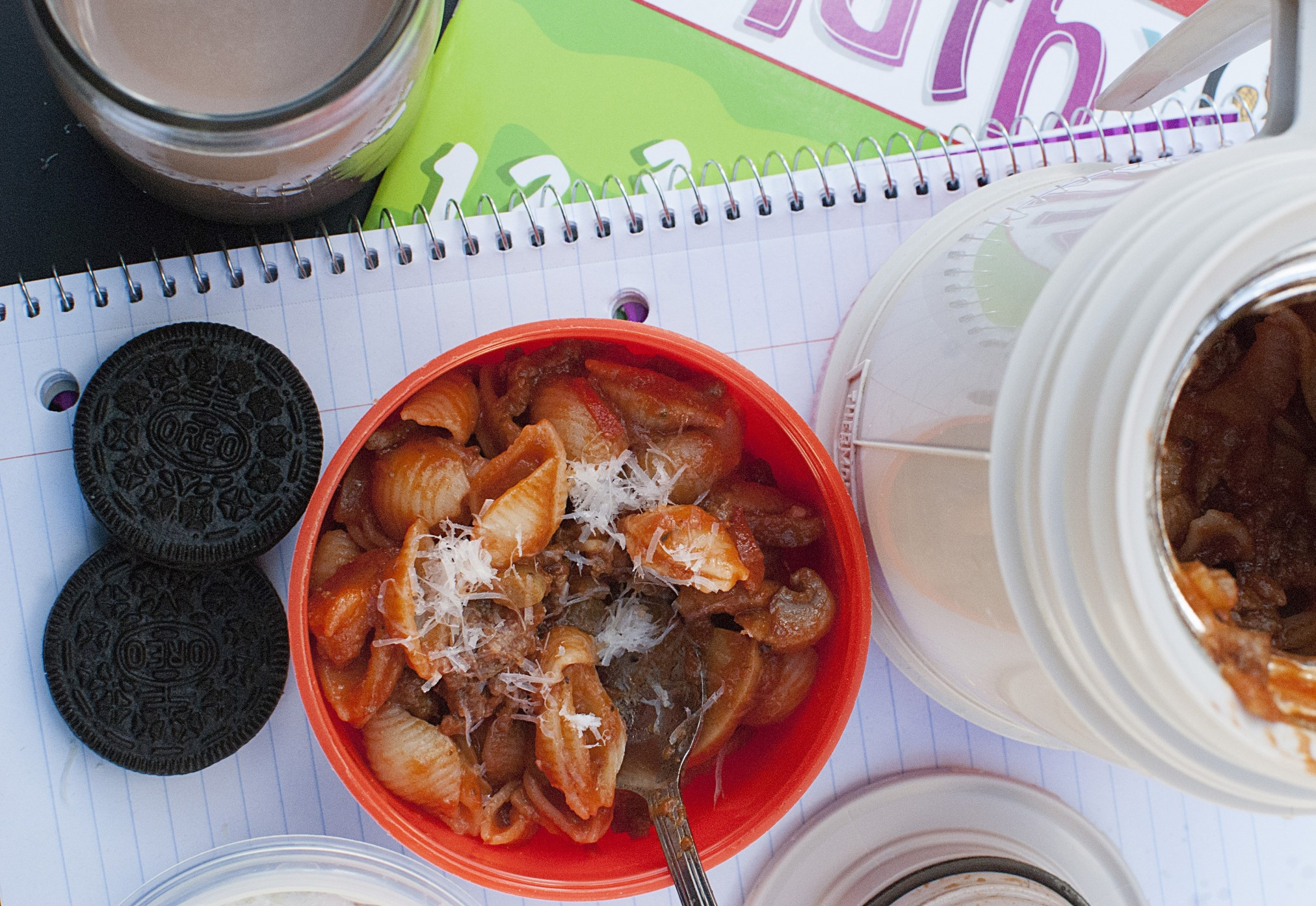 Hot Lunch Weekly Recipe from April Golightly