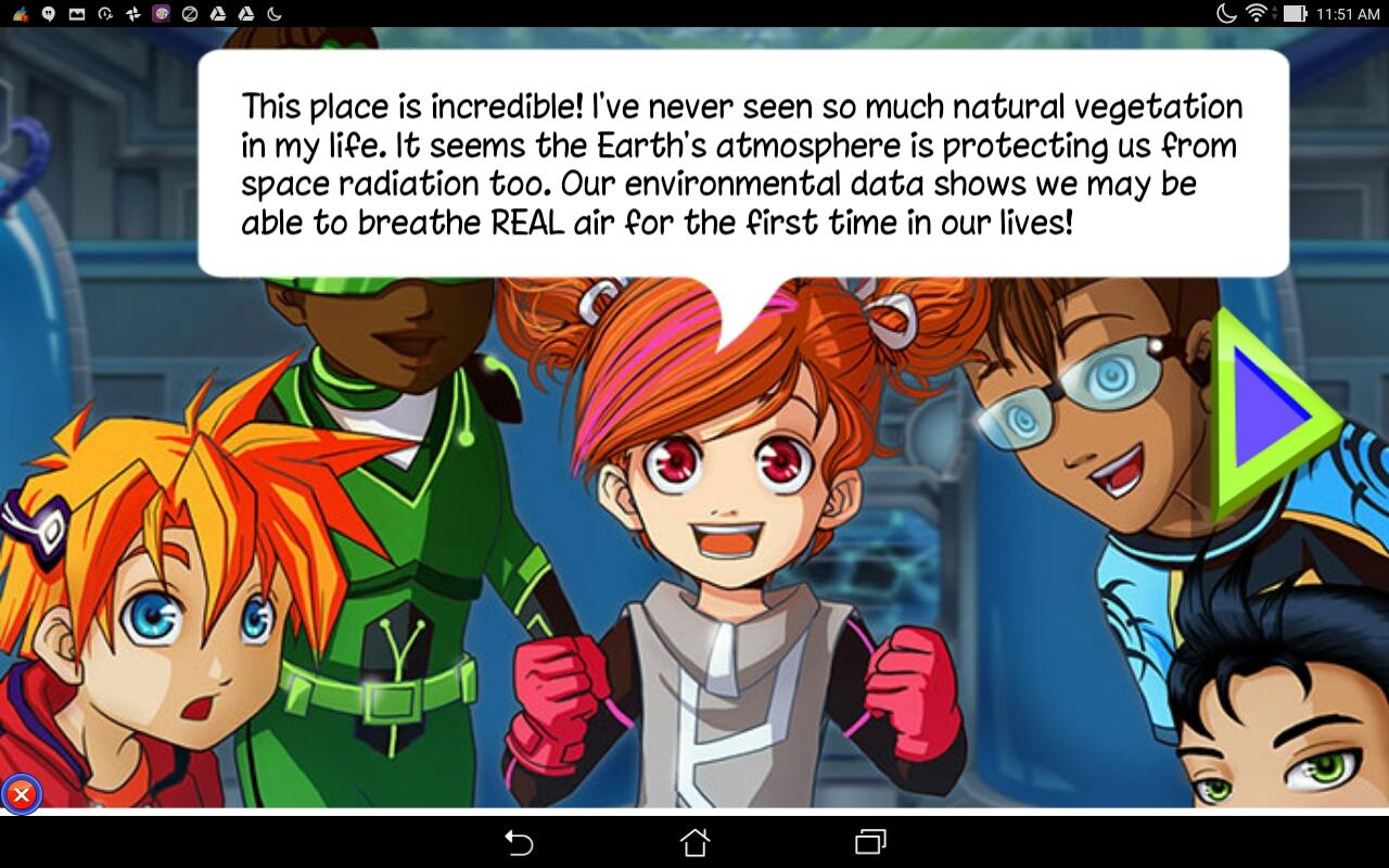 KNeoWorld Comic Book Style App