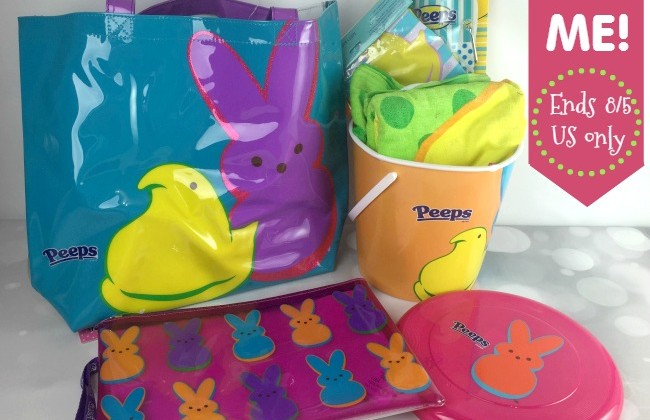 #Win this PEEPS Summertime Fun Prize- US ends 8/5