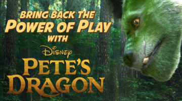 Pete's Dragon New Clips and #Free Printable Activity Sheets #PetesDragon
