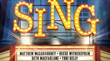 SING – In Theaters December 21, 2016- #SingMovie