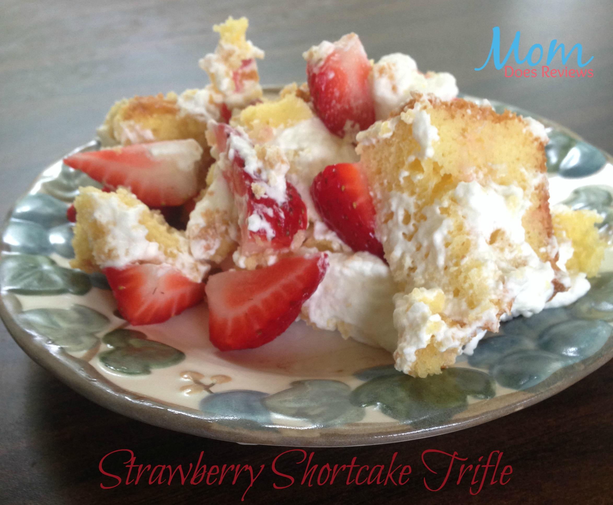 Strawberryshortcaketrifle