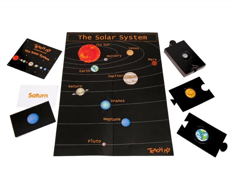 Teach the Solar System