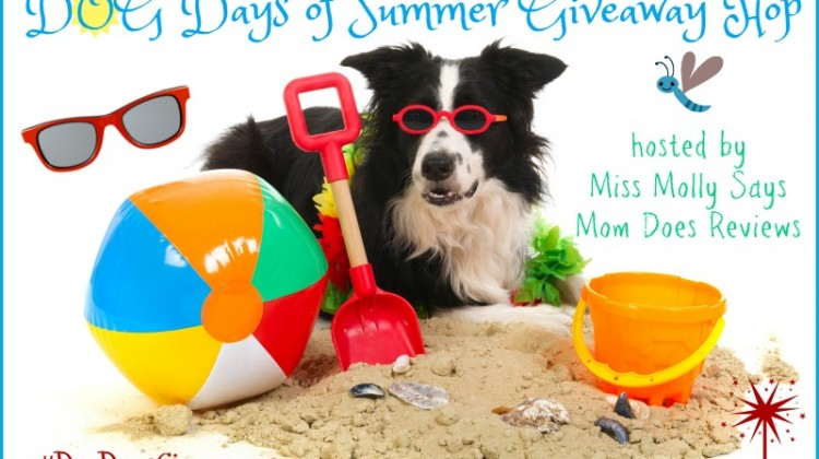 #Bloggerswanted! Sign up for our Dog Days of Summer Giveaway Hop! #DogDaysGiveaways