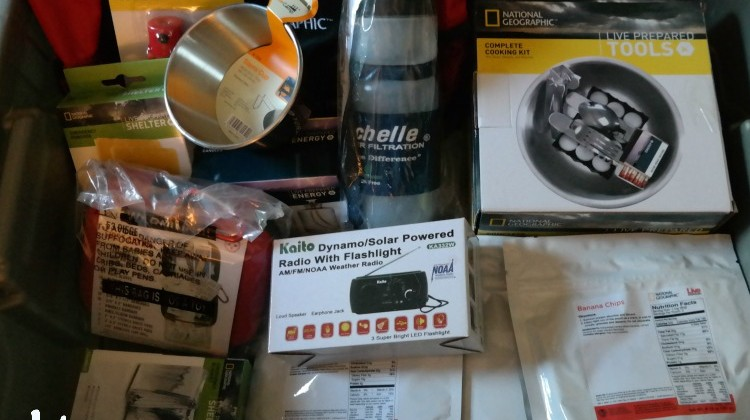 Are YOU Prepared? Live Prepared Emergency Kit #Review #LivePrepared