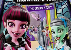 Welcome to Monster High in Theaters for One Day ONLY #WelcomeToMonsterHigh