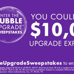 Clean Care Plus Bubble Upgrade Sweepstakes #BubbleUpgradeSweepstakes