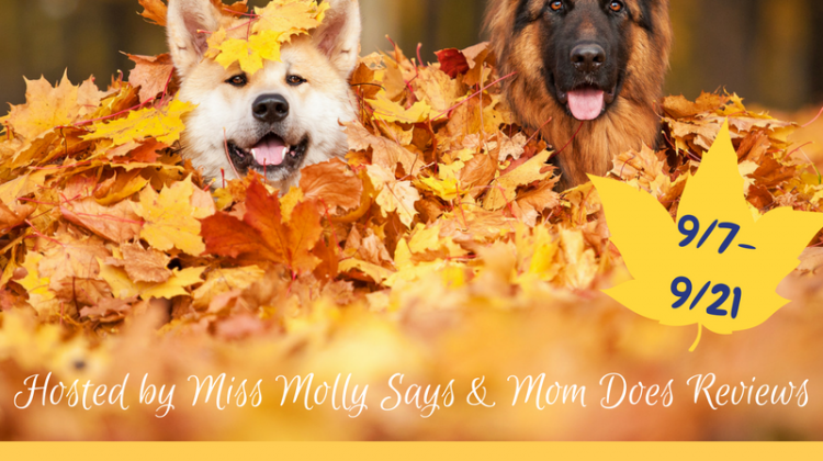 #BloggersWanted- Sign up for #FunFall4FurryFriends Giveaway Hop!