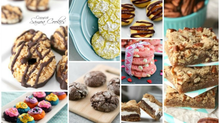 20 Spectacular Cookies ~ Volume 3