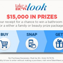 Back to School with Albertsons Sweepstakes #TakeANewLookAugust