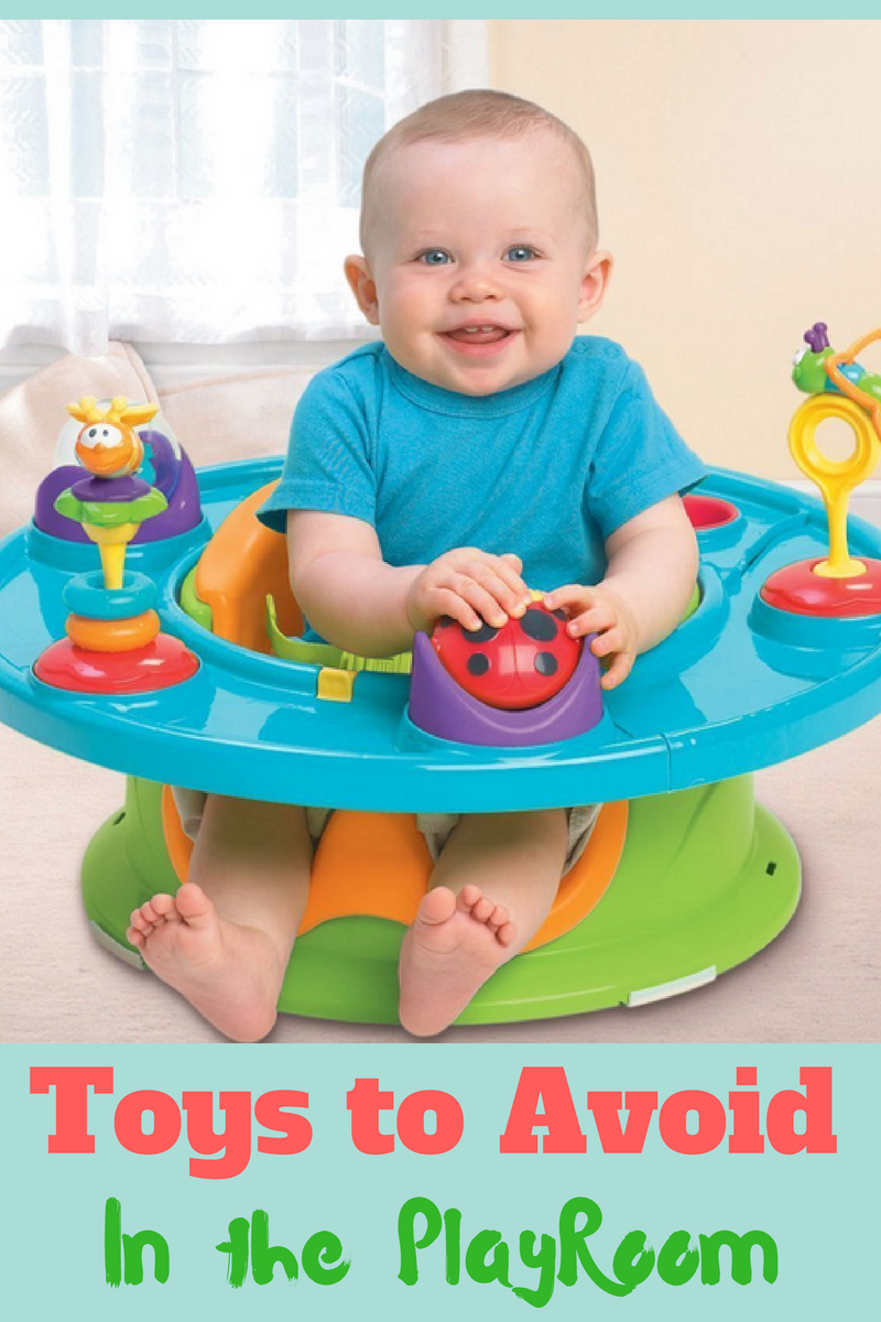 Most dangerous baby toys and what to avoid in the playroom for Sedia a dondolo fisher price
