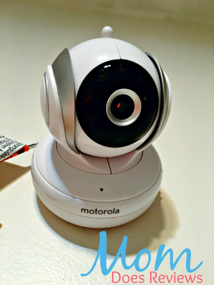 keep an eye on baby with motorola mbp33s digital video baby monitor review. Black Bedroom Furniture Sets. Home Design Ideas