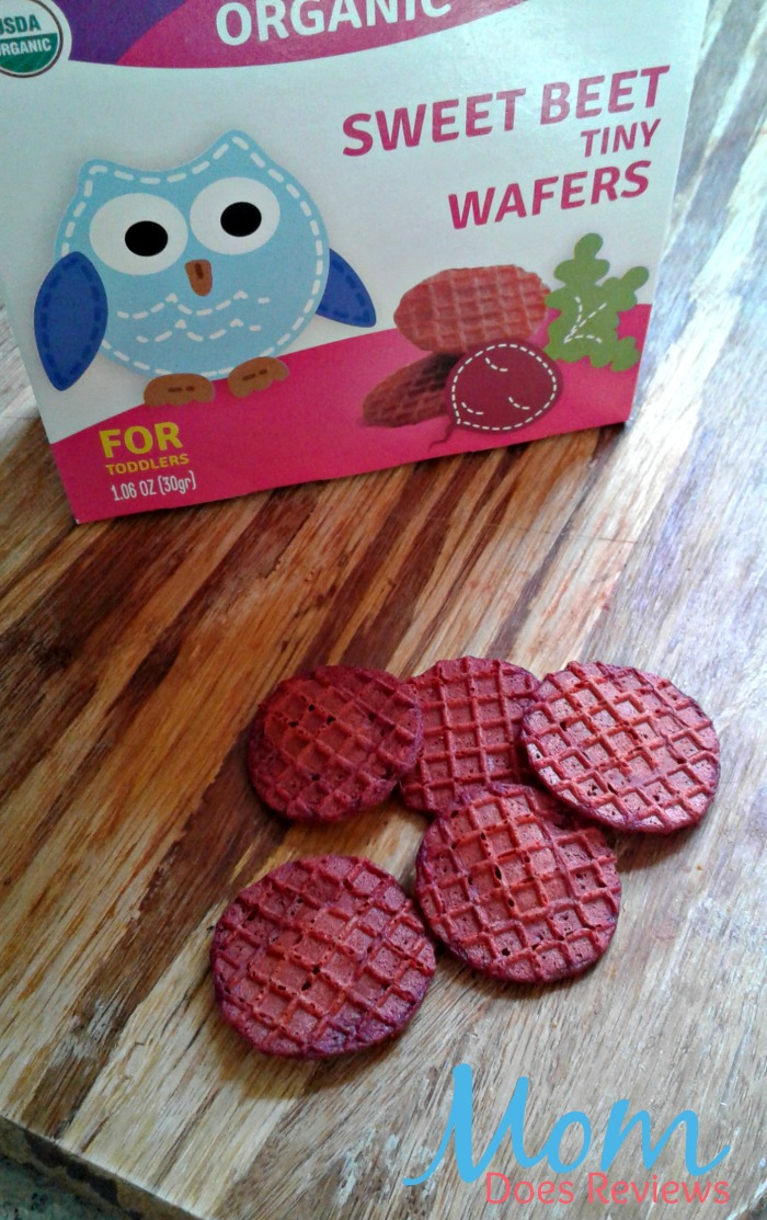 beet wafers