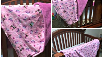 We Love Acha Toddler Bedding #Review