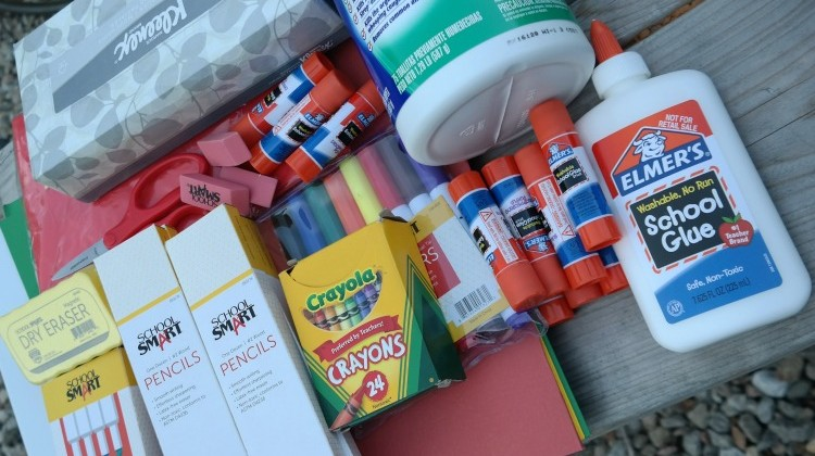 Tips for Organizing your Student #GivingBackPacks from Classroom Direct #Back2School16
