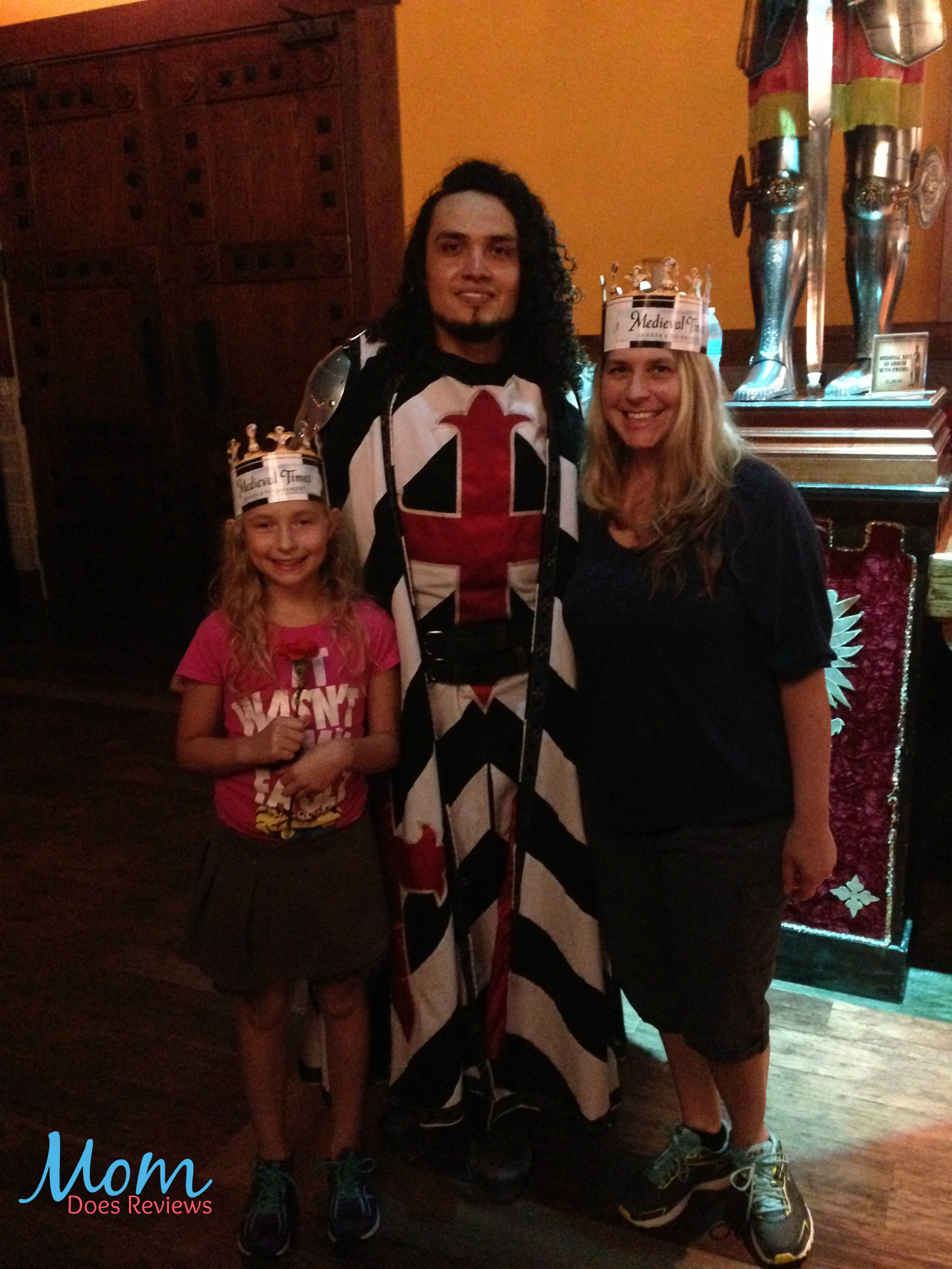 medieval times knight