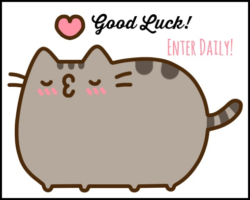 pusheen-good-luck
