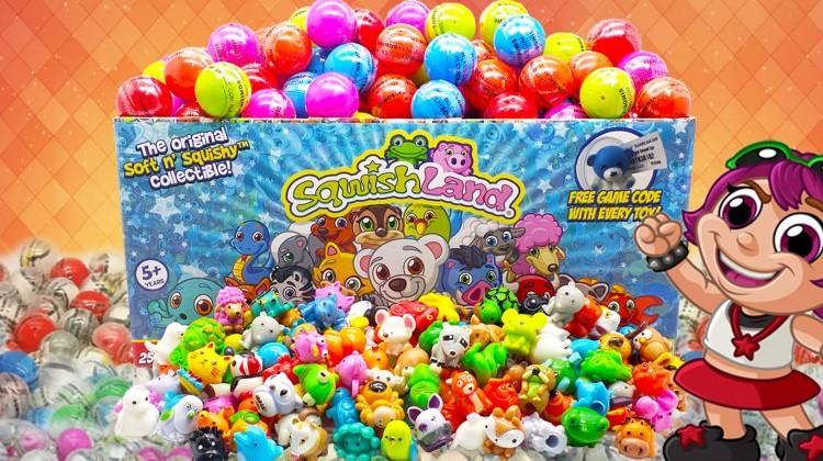 SqwishLand: Fun Squishy Toys and Online Fun Mesh #StockingStuffer #ChristmasMDR16