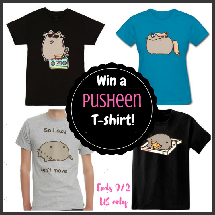 Pizza Love Neues T-Shirt Herrenmode Shirts & Hemden Pusheen