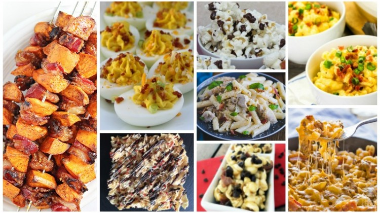 20 Recipes for Bacon Lovers ~ Volume 1