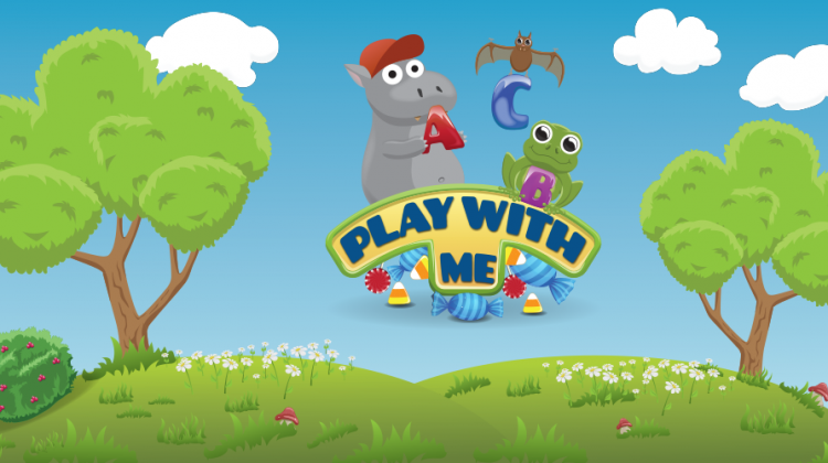 ABC Play With Me #AppReview