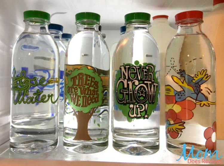 Save Money with Faucet Face Glass Bottles #review #ChristmasMDR16 -
