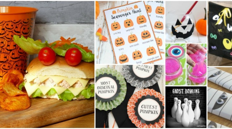 25 Ways to Host a Great Halloween Party!