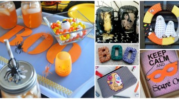 20 Halloween Crafts for Adults