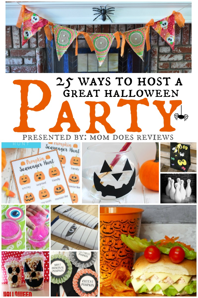How to host a great halloween party for your friends and for How to have a great halloween party