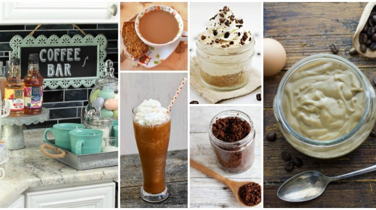 Celebrate National Coffee Day with 29 Delicious Coffee Recipes!