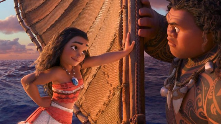 All New Official Trailer Preview for Disney's MOANA – in Theaters Thanksgiving Day #Moana