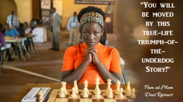 Why You Should See The Queen of Katwe!  #Review #QueenofKatwe