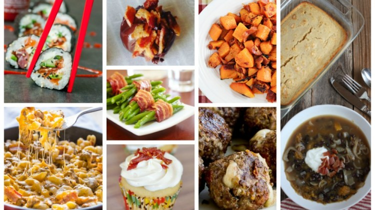 20 Recipes for Bacon Lovers ~ Volume 2