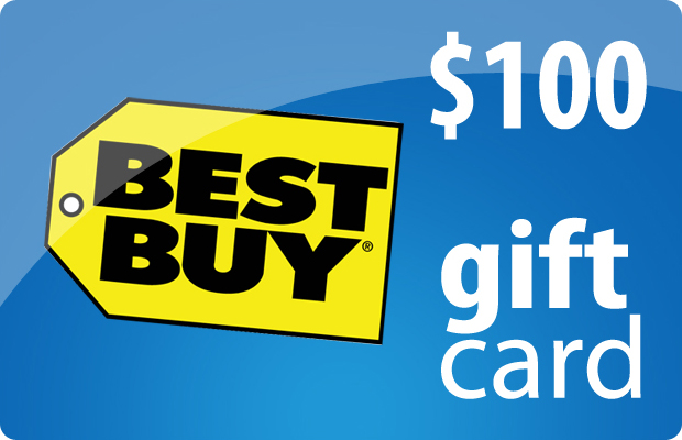 $100 Best Buy Gift Card #Giveaway Ends 9/28 -