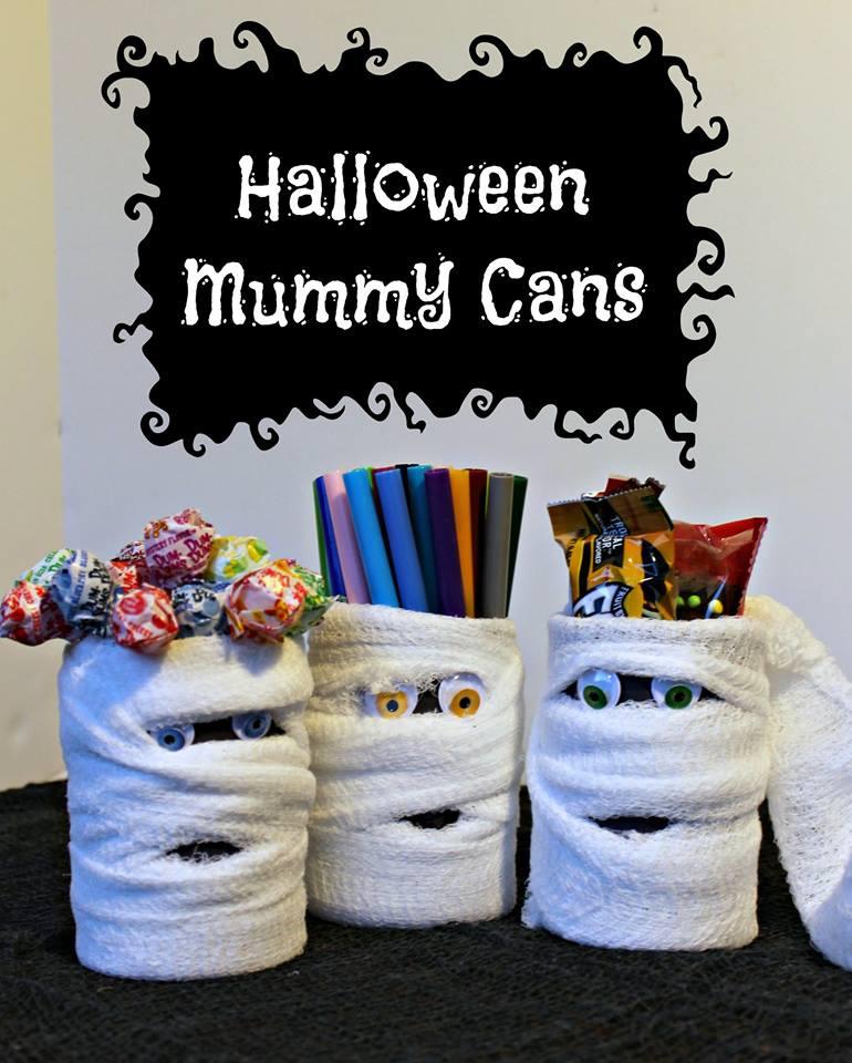 halloween-mummy-cans