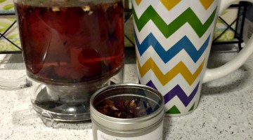 Learning to Relax with Heavenly Tea Leaves #Review #ChristmasMDR16