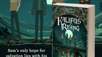 Kalifus Rising: Legends of Orkney By Alane Adams #Review #kalifusrising