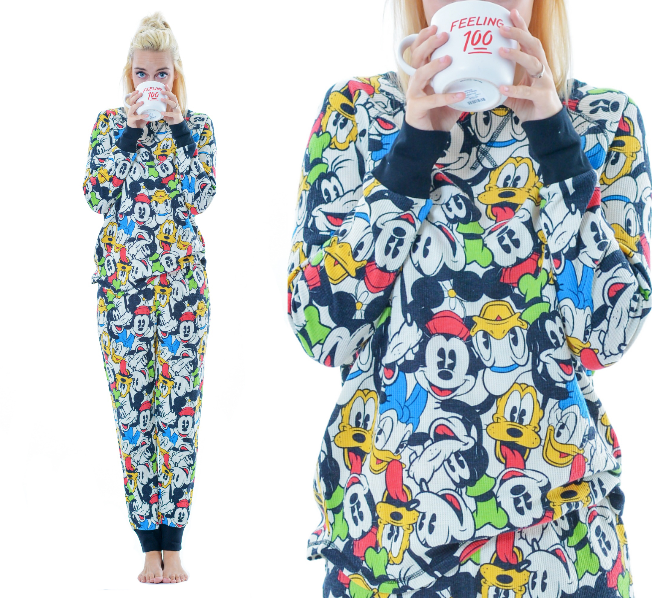 comforter most pajamas shop deerly the cotton sleeved s pima sets model cat luxe comfortable pajama long