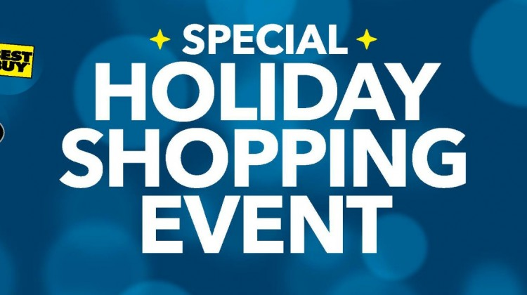 Best Buy In-Store Holiday Shopping Event Announcement! @BestBuy #GiftingMadeEasy #ad